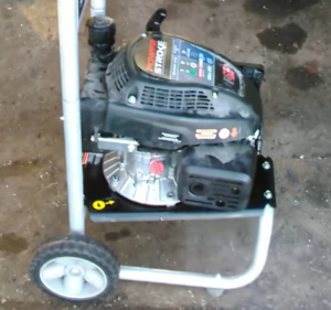 the best gas powered pressure washers
