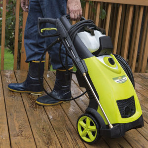 the best pressure washers for home use