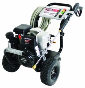 simpson msh3125-s pressure washer review