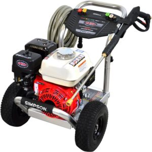 Simpson ALH3425 pressure washer review