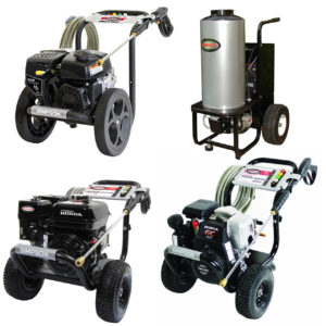 best simpson pressure washers