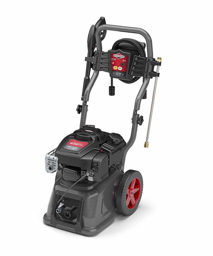 This is the Briggs & Stratton Gas Pressure Washer