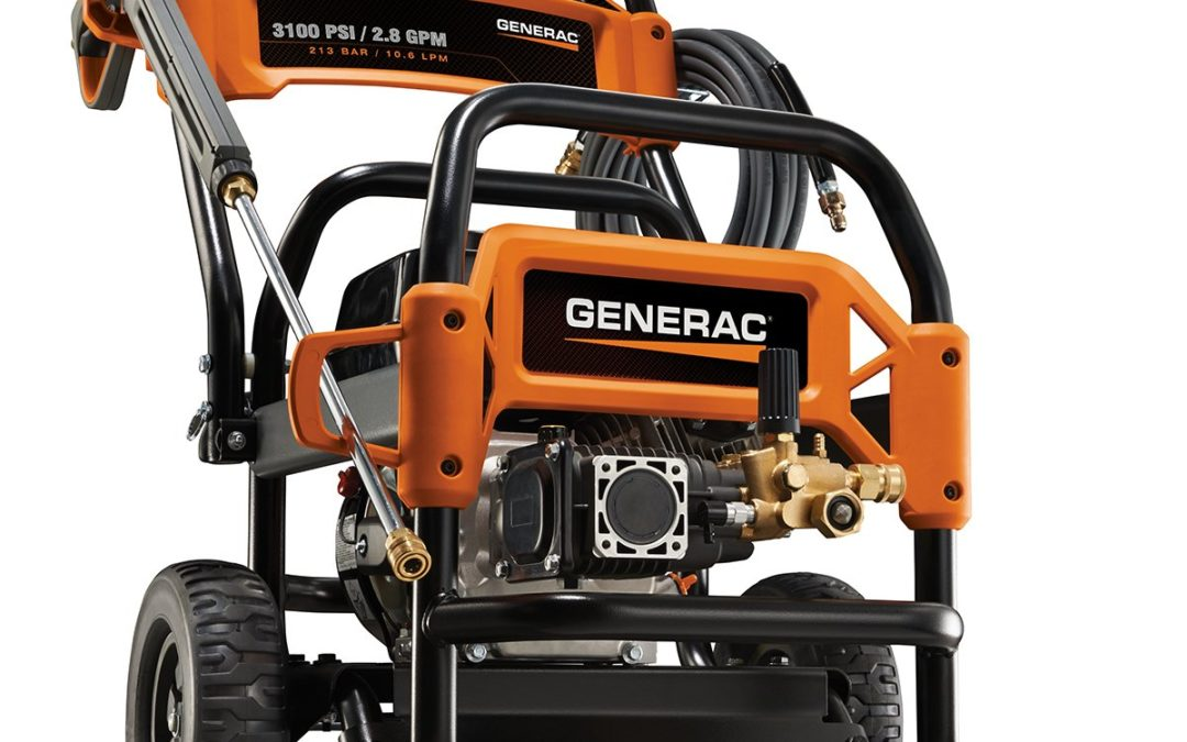 The Big List Of The Best Gas Powered Pressure Washers