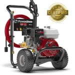 powerboss gas powered pressure washer