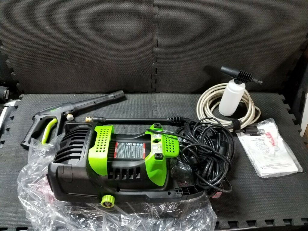 greenworks gpw1501 1500 psi electric pressure washer