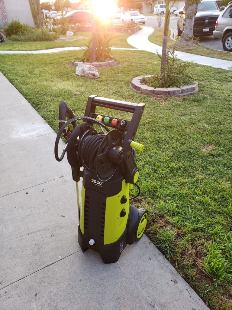 sun joe spx 3001 electric pressure washer