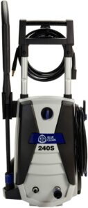 AR Blue Clean AR240S Electric pressure washer review