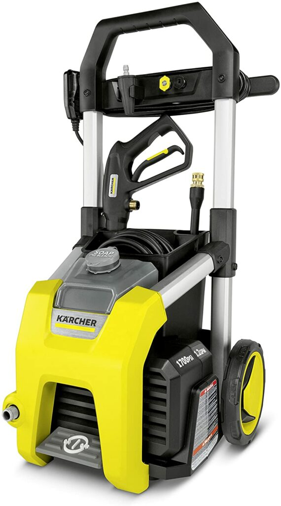 karcher k1700 pressure washer